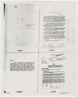Primary view of object titled '[FBI Report, March 25, 1964]'.
