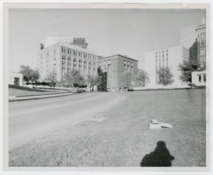 Primary view of object titled '[Texas School Book Depository]'.