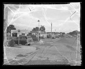 Primary view of object titled 'Sinclair Station - S. Cong. & Miller'.