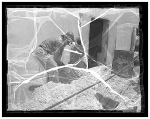Primary view of object titled 'Queen Theatre Accident'.
