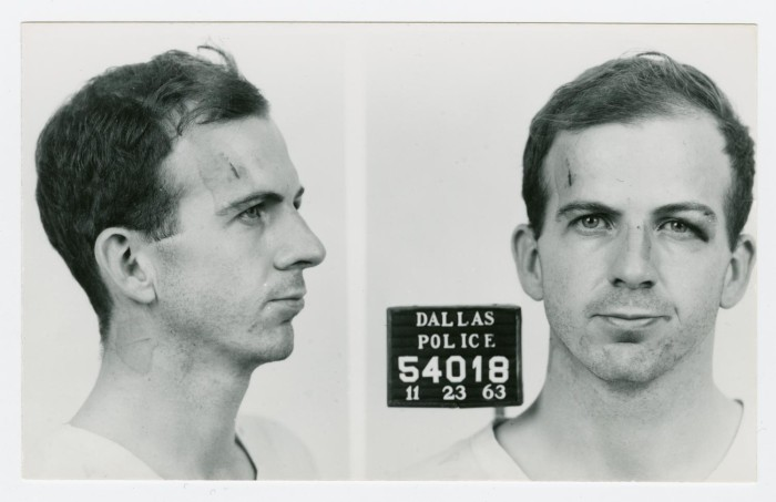 Mugshots of Lee Harvey Oswald #1] - The Portal to Texas History