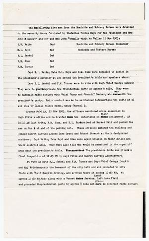 Primary view of object titled '[Rough draft of a report]'.