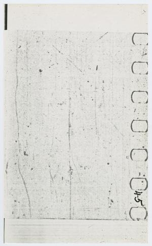 Primary view of object titled '[Photocopies of Lee Harvey Oswald's Property]'.