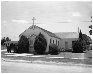 Primary view of object titled 'Grace Lutheran Church'.