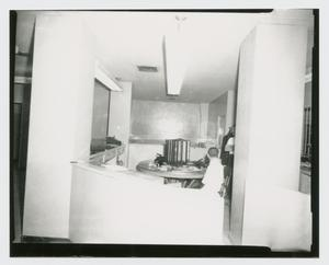 Primary view of object titled '[City Hall Basement]'.