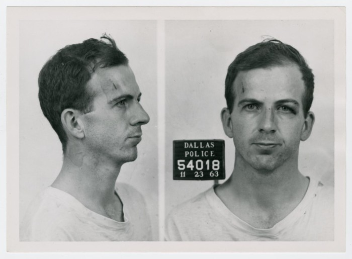 Mugshots of Lee Harvey Oswald #4] - The Portal to Texas History