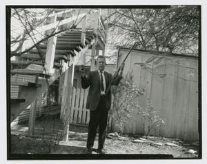 Detective Brown in Backyard With Rifle #2 - The Portal ...
