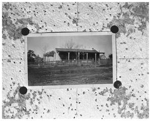 Primary view of object titled 'Old East Austin School - one of the first public schools in Austin'.