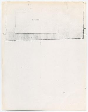 Primary view of object titled '[Typed note by an unknown author]'.