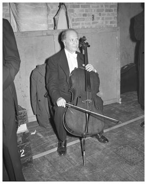 Primary view of object titled 'Arturo Toscanini NBC Symphony'.