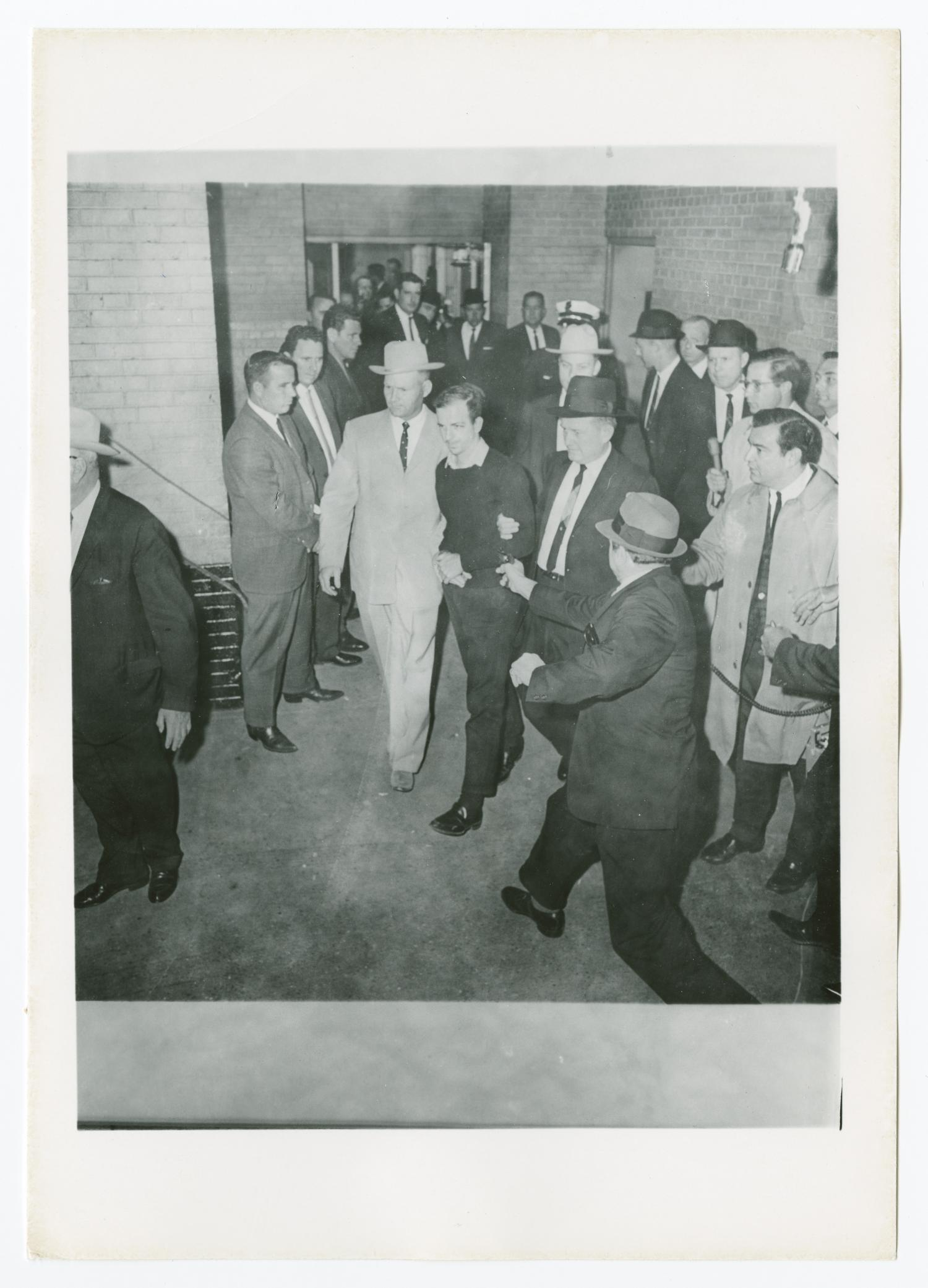Jack Ruby And Lee Harvey Oswald The Portal To Texas