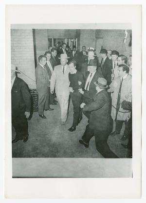 Primary view of object titled '[Jack Ruby and Lee Harvey Oswald]'.