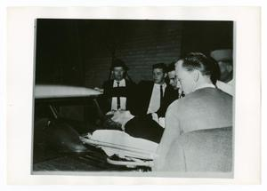 Primary view of object titled '[Injured Lee Harvey Oswald]'.