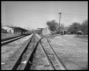 Primary view of object titled 'Tips Engine Works, Walter Tips, Austin Economic Development Area'.