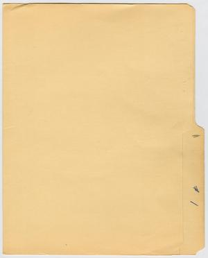 Primary view of object titled '[Empty Folder]'.