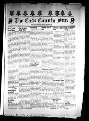 Primary view of object titled 'The Cass County Sun (Linden, Tex.), Vol. 64, No. 51, Ed. 1 Thursday, December 21, 1939'.