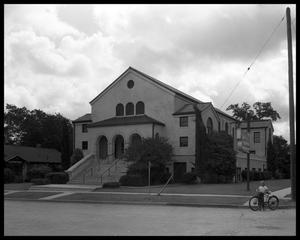 Primary view of object titled 'Congress Avenue Baptist Church'.