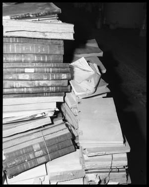 Primary view of object titled 'State Files at State Hospital'.