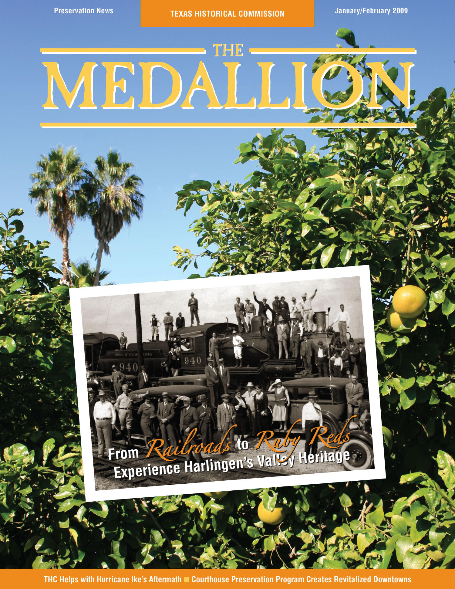 The Medallion, Volume 46, Number 1-2, January/February 2009                                                                                                      1