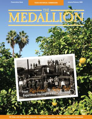 The Medallion, Volume 46, Number 1-2, January/February 2009