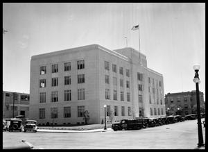 Primary view of object titled 'Federal Courthouse'.
