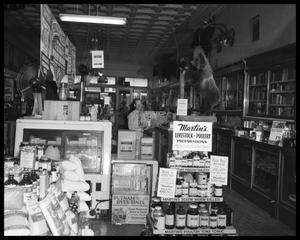 Primary view of object titled 'C. J. Martin and Son Livestock Supplies Store'.