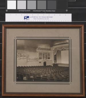 [Interior of the Texas Theater - Palestine, Texas]
