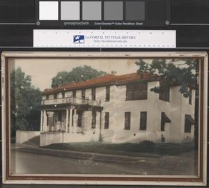 Primary view of object titled '[Palestine Sanitarium - 400 Blk E. Neches Street]'.