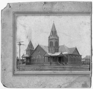 Primary view of object titled 'Old Methodist Church'.