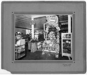 Primary view of object titled '[Unidentified Grocery Store]'.
