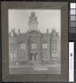 Primary view of object titled '[Childress County Courthouse]'.