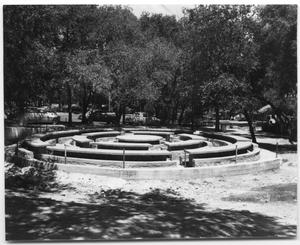 Primary view of object titled '[Fair Park Rotary Bowl 1950's]'.