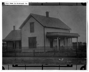 Primary view of object titled '[Furr Home in Kirkland]'.