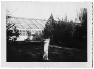 Primary view of object titled '[Childress Green House 1950's]'.