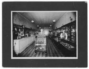 Primary view of object titled 'Lon Alexander Drug Store'.