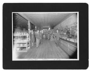 Primary view of object titled 'McClain & Rigby General Store, 1920'.