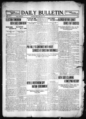 Primary view of object titled 'Daily Bulletin. (Brownwood, Tex.), Vol. 11, No. 235, Ed. 1 Friday, July 21, 1911'.