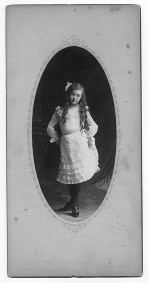 Primary view of object titled 'Charming Mamie Moore'.