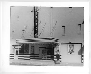 Primary view of object titled 'Palace Theater rebuilt 1937'.