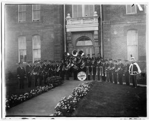 Primary view of object titled '[The Denver Road Band - Childress]'.