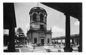 Primary view of object titled '[Chapultepec Castle]'.