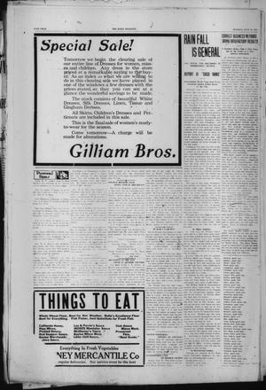 Primary view of object titled 'Daily Bulletin. (Brownwood, Tex.), Vol. 12, No. 204, Ed. 1 Tuesday, June 18, 1912'.