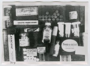 [Photographs of Medications]