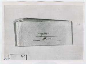 Primary view of object titled '[Photographs of Negatives]'.