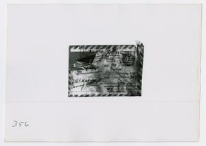 [Photographs of Marina Oswald's Mail]
