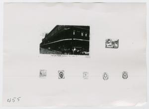 Primary view of object titled '[Photograph of Ephemera]'.