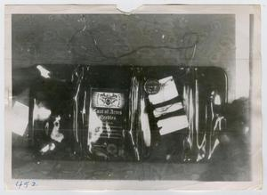 Primary view of object titled '[Photographs of Sewing Kit]'.