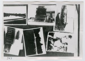 Primary view of object titled '[Scrapbook Pages, Photograph #2]'.