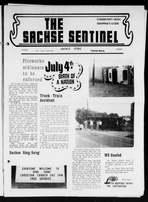 Primary view of object titled 'The Sachse Sentinel (Sachse, Tex.), Vol. 3, No. 7, Ed. 1 Saturday, July 1, 1978'.