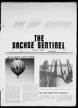 Primary view of object titled 'The Sachse Sentinel (Sachse, Tex.), Vol. 4, No. 1, Ed. 1 Monday, January 1, 1979'.